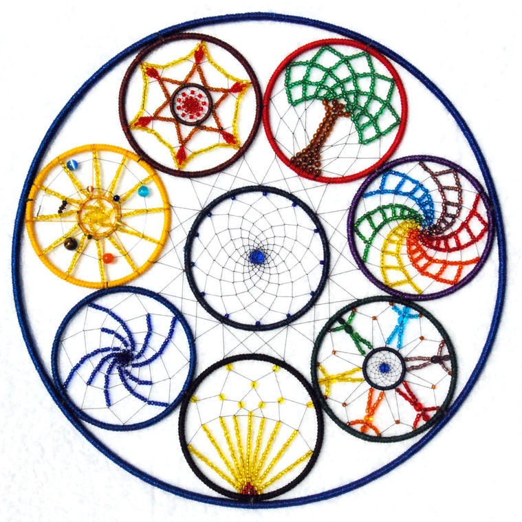 creation mandala